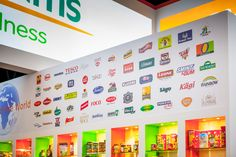 #Foods of the #World. #Gulfood2015