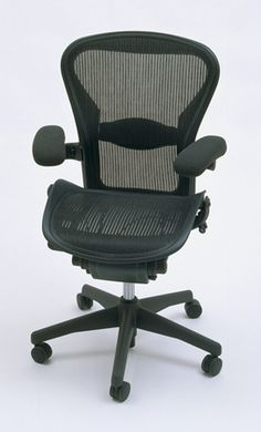 Aeron Office Chair  Donald T. Chadwick (American, born 1936) and William Stumpf (American, 1936–2006)