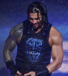 Roman Reigns is sexy as hell