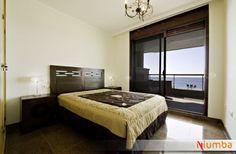Vistas al #mar desde la #habitación de este #apartamento en #Fuengirola... ¿Quién puede resistirse?