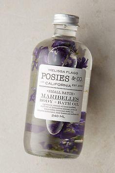 Posies & Co. Body & Bath Oil Maribelles One Size Bath & Body
