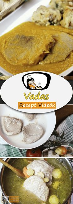 Hungarian Recipes, Camembert Cheese, Main Dishes, Breakfast Recipes, Vegetarian, Sweets, Desserts, Foods, Main Course Dishes