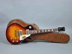 Gibson Les Paul R0, CC 18, Dutchburst 2014 Darkburst | Reverb