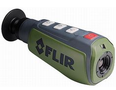 FLIR Scout PS24 Thermal Night Vision Monocular 7.5Hz
