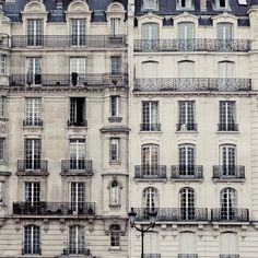 Paris exteriors