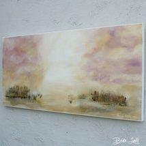 BeasGalleri - Epla Figurative, Canvas, Pink, Painting, Art, Heavens, Abstract, Photo Illustration, Tela