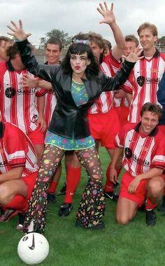 Nina Hagen, Punk, 1 Fc Union Berlin, 1.fc Union, David Bowie, Ronald Mcdonald, Queen, Sport, Woman