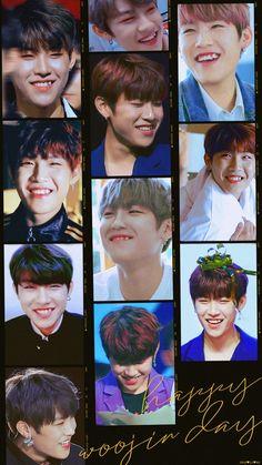 "frame1102 on Twitter: ""내 하나뿐인 아이돌 우진아 생일 축하해 너의 웃음처럼 따뜻하고 아름다운 하루가 되길 💙 #박우진생일축하해 #WOOJINDAY… "" Great Pictures, Kpop Boy, Jinyoung, Boyfriend Material, New Music, My Idol, Boy Groups, Parks, Fangirl"