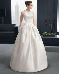 Rina vestido de novia two Rosa Clara