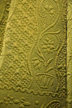 quilted petticoat Jacoba De Jonge col.