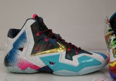 nike lebron 11 2k14 what the Nike What The LeBron 11   New Images