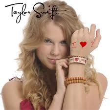 I heart question Mark Umm Taylor my question mark equals you