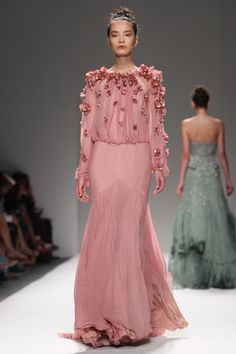 The Bibhu Mohapatra Spring 2014 RTW Collection is Light and Beautiful