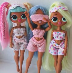 Barbie Doll Set, Beautiful Barbie Dolls, Pretty Dolls, Girls Summer Outfits, Cute Outfits For Kids, Toddler Girl Outfits, Camila Rodriguez, My Mini Mixieqs, Poupées Our Generation