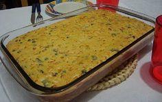 A Torta Fácil de Legumes é deliciosa, saudável e a família inteira vai aprovar…