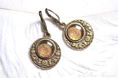 Ohrringe - ✼ Auraya ✼ Ohrringe - ein Designerstück von LiAnn-Versand bei DaWanda