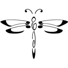 Dragonfly stencil laser cut into frisk it by Drew2TheLetter ($6) via Polyvore
