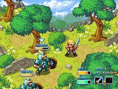 Yet another RPG battle by jnkboy.deviantart.com on @DeviantArt