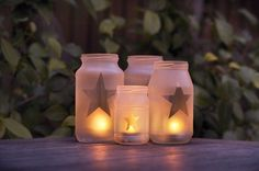 How to make glass jar lanterns - Projects: Creative projects - gardenersworld.com