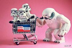 Minifiguras Lego Star Wars-Clone Troopers-comdr Wolffe Cabeza Personalizado