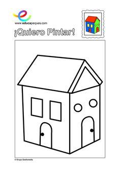 Dibujos para colorear para los más pequeños