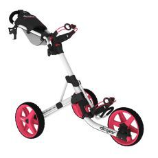 Clicgear Model Push Cart Model Plus is the latest update of our very successful three wheel golf pushcart design. Golf Trolley, Golf Carts, Putt Putt Golf, Golf Push Cart, Golf Stores, Golf Accessories, Taylormade, Golf Outfit, Golf Ball