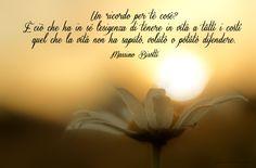 Massimo #Bisotti - Un ricordo per te cos'e'?