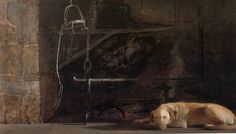 Andrew Wyeth at the Chadds Ford Gallery