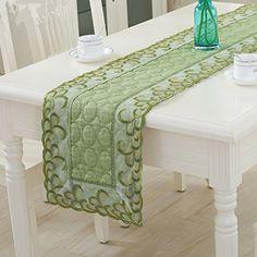 Brief style 100% natural linen green table runners 78 inc... https://www.amazon.com/dp/B012FS6QUW/ref=cm_sw_r_pi_dp_CAOBxbJC96JYA