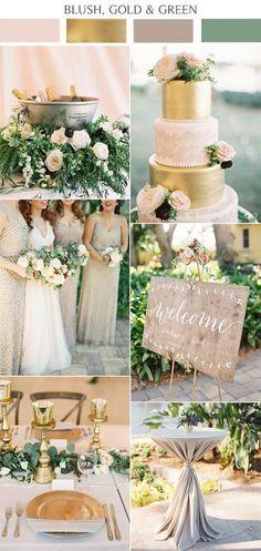 elegant neutral wedding color ideas for 2017 #Weddingscolors