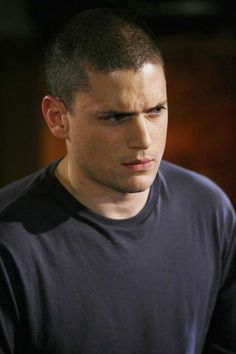 Wentworth Miller oh why must you be a gay?