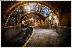 NYC's Abandoned City Hall Subway Station (NYC/ New York)