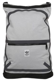 FUTURA NOON - Rucksack - medieum grey heather/black/eqt green