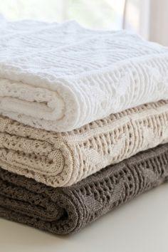 beautiful.quenalbertini: Blankets
