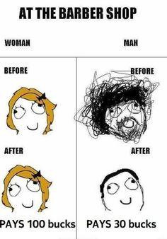 barbershop truths.