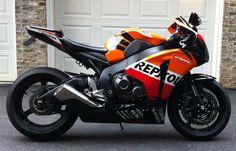 2008 Honda CBR1000RR One Owner