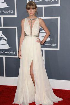 Taylor Swift en J.Mendel aux Grammy Awards