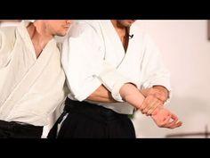 Aikido Techniques: Hiji Waza    How to Do Aikido (Elbow Lock Throw)