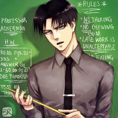 """""""Pay Attention brats!~..""""He said sternly as he slapped the stick in his hand then tapped it on the board""""It's due tomorrow,so unless you want more to do then keep talking,if you don't want more then shut your mouths.."""""""