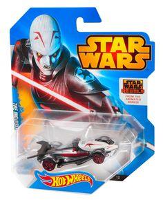 Hot Wheels Star Wars Rebels - Cars (Random) (CJY04)  Manufacturer: Mattel Enarxis Code: 016423 #toys #Mattel #Hot_Wheels #Star_Wars