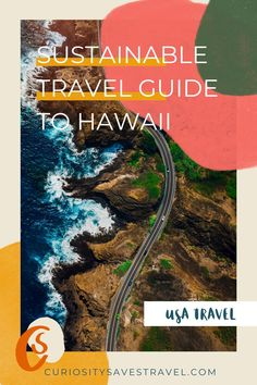 This sustainable travel guide to Hawaii has insider sustainable travel tips for visiting the islands more responsibly. It features some of the top eco-tours on the four main islands and local small businesses you can support. I Hawaii guide I Hawaii travel guide I things to do in Hawaii I sustainable Hawaii I Hawaii travel tips I USA travel I #sustainbletravel #hawaii #ecotourism Hawaii Travel Guide, Usa Travel Guide, Travel Usa, Travel Guides, Travel Tips, Top Travel Destinations, United States Travel, Trip Planning, Sustainability