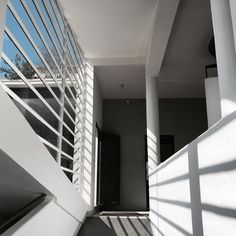 Poissy-cation  #lecorbusier #architriptych by thisnicolegirl
