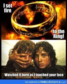 Adele and the Lord of the Rings - hahaha  #LOTR #Adele #LordoftheRings