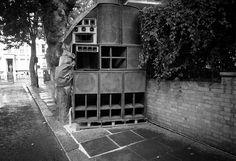 reggae sound system, brian stevens, notting hill, london
