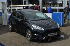 2014 Ford Fiesta ST Black