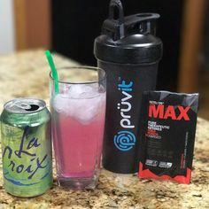 The perfect mix for your Keto Max Maui Punch that give you a refreshing drink that boosts your energy and mental clarity levels! Tastes amazing!