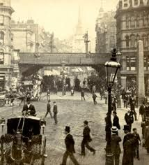 Victorian London - mostly via the Thomas Pitt series and the William Monk series by Anne Perry