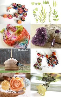 Thank you @JudysDesigns for including me in this wonderful @Etsy treasury!  Sooo beautiful! #onfireteam --Pinned with TreasuryPin.com