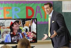 Blog post: Rob Riggle, We Love Your Style! | Halls