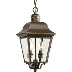 Lowes Progress Lighting Andover Antique Bronze Outdoor Light